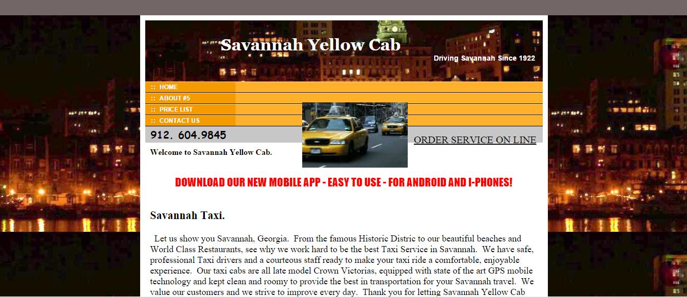 Web Development Savannah GA
